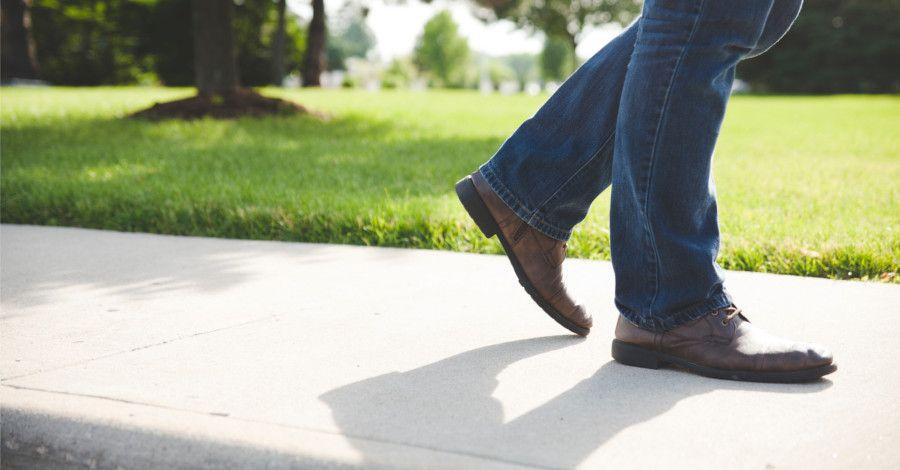 10 000 krokov denne pre dobré zdravie