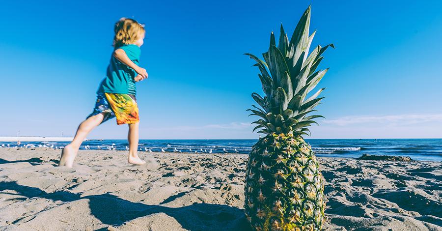 8 dôvodov, prečo by ste si mali obľúbiť ananás