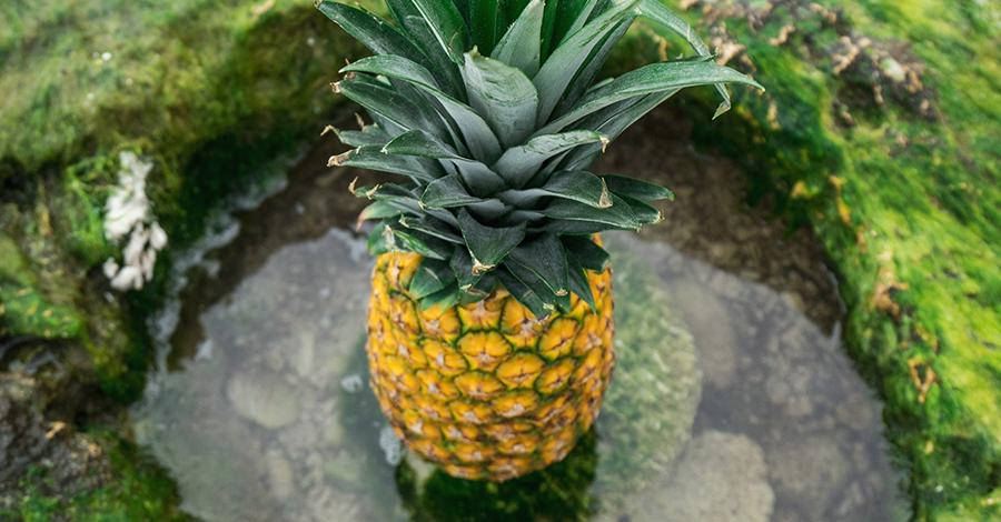 Recept na ananásovú vodu pre lepšie zdravie