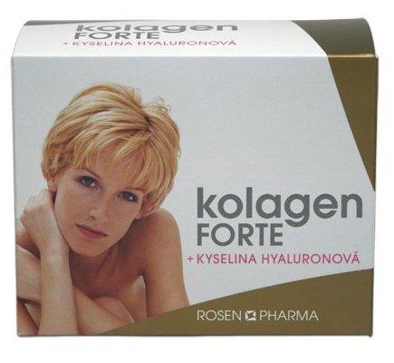 Kolagén Forte + Kyselina hyalurónová